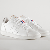 /achat-baskets-basses/le-coq-sportif-baskets-courtstar-denim-1920103-optical-white-grey-denim-189669.html
