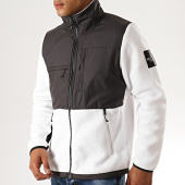 /achat-vestes/the-north-face-veste-zippee-polaire-denali-fleece-381m-noir-blanc-189504.html