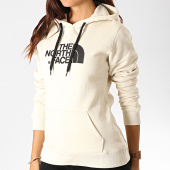 /achat-sweats-capuche/the-north-face-sweat-capuche-femme-drew-peak-a8mu-ecru-189536.html