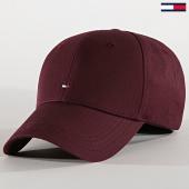 /achat-casquettes-de-baseball/tommy-hilfiger-casquette-baseball-4496-bordeaux-189617.html