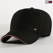 /achat-casquettes-de-baseball/tommy-hilfiger-casquette-elevated-corporate-5149-noir-189620.html