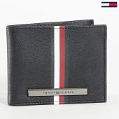 /achat-portefeuilles/tommy-hilfiger-portefeuille-corp-plaque-stripe-mini-5475-bleu-marine-189638.html