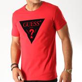/achat-t-shirts/guess-tee-shirt-m94i46-j1300-rouge-noir-189836.html