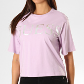 /achat-t-shirts/guess-tee-shirt-femme-w94i70-ja900-lila-argente-189840.html