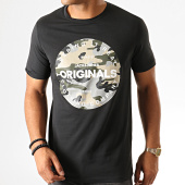 /achat-t-shirts/jack-and-jones-tee-shirt-camouflage-club-noir-189797.html