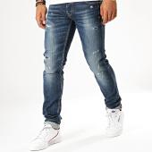 /achat-jeans/le-temps-des-cerises-jean-slim-711-bleu-brut-189775.html