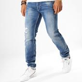 /achat-jeans/le-temps-des-cerises-jean-slim-711-bleu-denim-189780.html