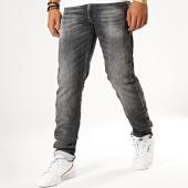 /achat-jeans/le-temps-des-cerises-jean-slim-711-gris-189783.html