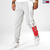 /achat-pantalons-joggings/tommy-sport-pantalon-jogging-avec-bande-graphic-flag-0205-gris-chine-189814.html