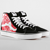 /achat-baskets-montantes/vans-baskets-sk8-hi-off-the-wall-quarter-red-black-white-189762.html