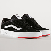 /achat-baskets-basses/vans-baskets-rowley-classic-a4bttsk51-black-red-189776.html
