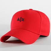 /achat-casquettes-de-baseball/armani-exchange-casquette-954112-cc571-rouge-189899.html