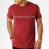 /achat-t-shirts/armani-exchange-tee-shirt-8nzt87-z8h4z-bordeaux-189915.html