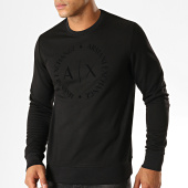 /achat-sweats-col-rond-crewneck/armani-exchange-sweat-crewneck-8nzm87-z9n1z-noir-189920.html