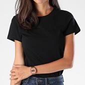 /achat-t-shirts/calvin-klein-jeans-tee-shirt-slim-femme-1818-noir-190030.html