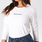 /achat-t-shirts-manches-longues/calvin-klein-jeans-tee-shirt-femme-manches-longues-2259-blanc-190049.html