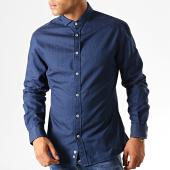 /achat-chemises-manches-longues/celio-chemise-manches-longues-pacityneps-bleu-marine-189978.html