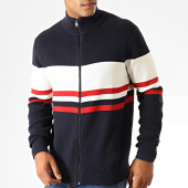 /achat-vestes/celio-veste-zippee-a-rayures-petros-bleu-marine-rouge-blanc-189991.html