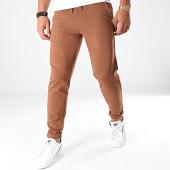 /achat-pantalons-carreaux/celio-pantalon-skinny-poaby-camel-189992.html