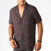 /achat-chemises-manches-courtes/classic-series-chemise-manches-courtes-1457-noir-blanc-190070.html