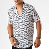 /achat-chemises-manches-courtes/classic-series-chemise-manches-courtes-1457-blanc-bleu-rose-clair-gris-190073.html