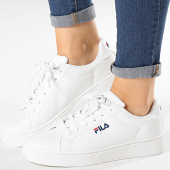 /achat-baskets-basses/fila-baskets-femme-upstage-low-1010327-white-190081.html
