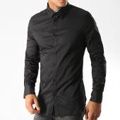 /achat-chemises-manches-longues/guess-chemise-manches-longues-m93h41-w7zk0-noir-190080.html