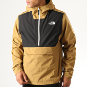 /achat-vestes/the-north-face-veste-outdoor-capuche-waterproof-fanorak-f0a3xzm-marron-clair-noir-190033.html
