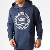 /achat-sweats-capuche/vans-sweat-capuche-checkered-side-stripe-front-56qlkz-bleu-marine-blanc-190062.html