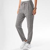 /achat-pantalons-carreaux/vero-moda-pantalon-femme-a-carreaux-eva-loose-gris-rouge-189907.html