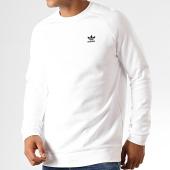 /achat-sweats-col-rond-crewneck/adidas-sweat-crewneck-essential-ed6208-blanc-190138.html