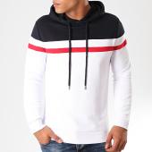 /achat-sweats-capuche/lbo-sweat-capuche-tricolore-812-bleu-marine-rouge-blanc-190090.html