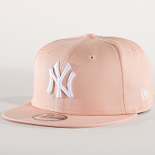 /achat-snapbacks/new-era-casquette-snapback-9fifty-league-essential-12040443-new-york-yankees-rose-190234.html