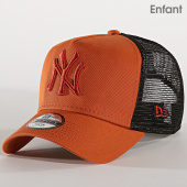 /achat-trucker/new-era-casquette-enfant-trucker-league-essential-12061642-new-york-yankees-caramel-noir-190264.html