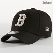 /achat-casquettes-de-baseball/new-era-casquette-enfant-9forty-league-essential-12119009-boston-red-sox-noir-190279.html