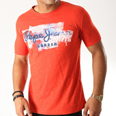 /achat-t-shirts/pepe-jeans-tee-shirt-slim-golders-orange-chine-190292.html
