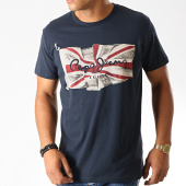 /achat-t-shirts/pepe-jeans-tee-shirt-flag-logo-bleu-marine-190295.html