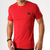 /achat-t-shirts/antony-morato-tee-shirt-abbigliamento-mmks01417-rouge-190461.html