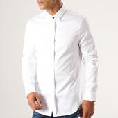 /achat-chemises-manches-longues/armani-exchange-chemise-manches-longues-8nzcbd-zn10z-blanc-190339.html