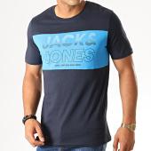 /achat-t-shirts/jack-and-jones-tee-shirt-slim-jonah-bleu-marine-bleu-clair-190401.html