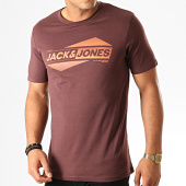/achat-t-shirts/jack-and-jones-tee-shirt-slim-town-bordeaux-190423.html