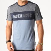 /achat-t-shirts/jack-and-jones-tee-shirt-slim-a-bandes-temp-bleu-marine-bleu-clair-gris-chine-190451.html