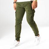 /achat-pantalons-cargo/terance-kole-jogger-pant-t13027-vert-kaki-190402.html