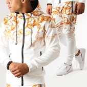 /achat-ensembles-survetement/zayne-paris-ensemble-de-survetement-floral-renaissance-e05-2-blanc-orange-190309.html