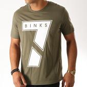 /achat-t-shirts/7-binks-tee-shirt-seven-vert-kaki-blanc-190669.html