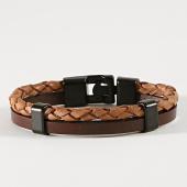 /achat-bracelets/black-needle-bracelet-80-marron-190524.html