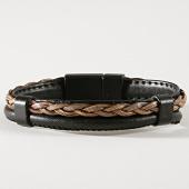 /achat-bracelets/black-needle-bracelet-95-noir-190541.html