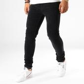 /achat-pantalons-carreaux/blend-pantalon-skinny-velours-echo-20709415-noir-190658.html