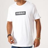 /achat-t-shirts/napapijri-tee-shirt-sox-kbs0021-blanc-190616.html