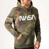 /achat-sweats-capuche/nasa-sweat-capuche-worm-logo-camouflage-vert-kaki-190642.html